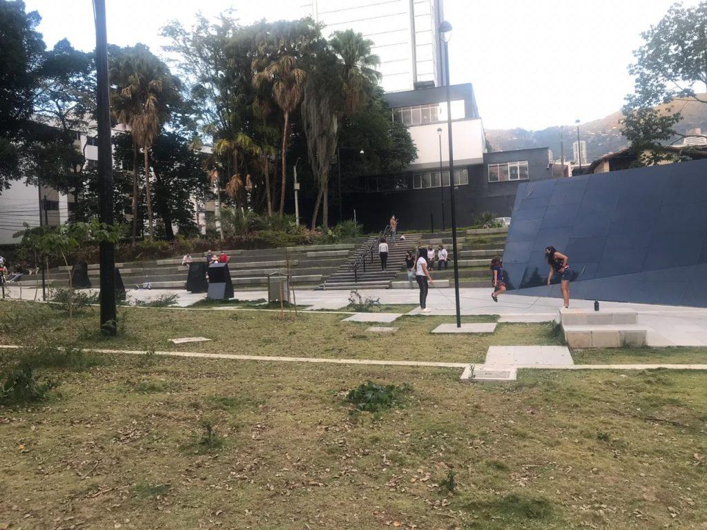 Parque Inflexión