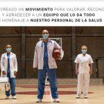 Con PazCiencia empresas privadas agradecen la labor del personal de salud durante la pandemia