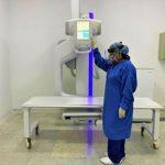 Hospital San Juan de Dios de Segovia recibió donación de equipo de RayosX